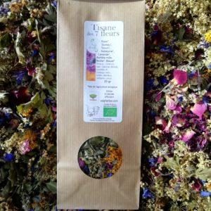 Tisane des 7 fleurs